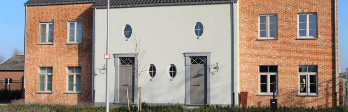 PCV ramen en deuren tweewoonst